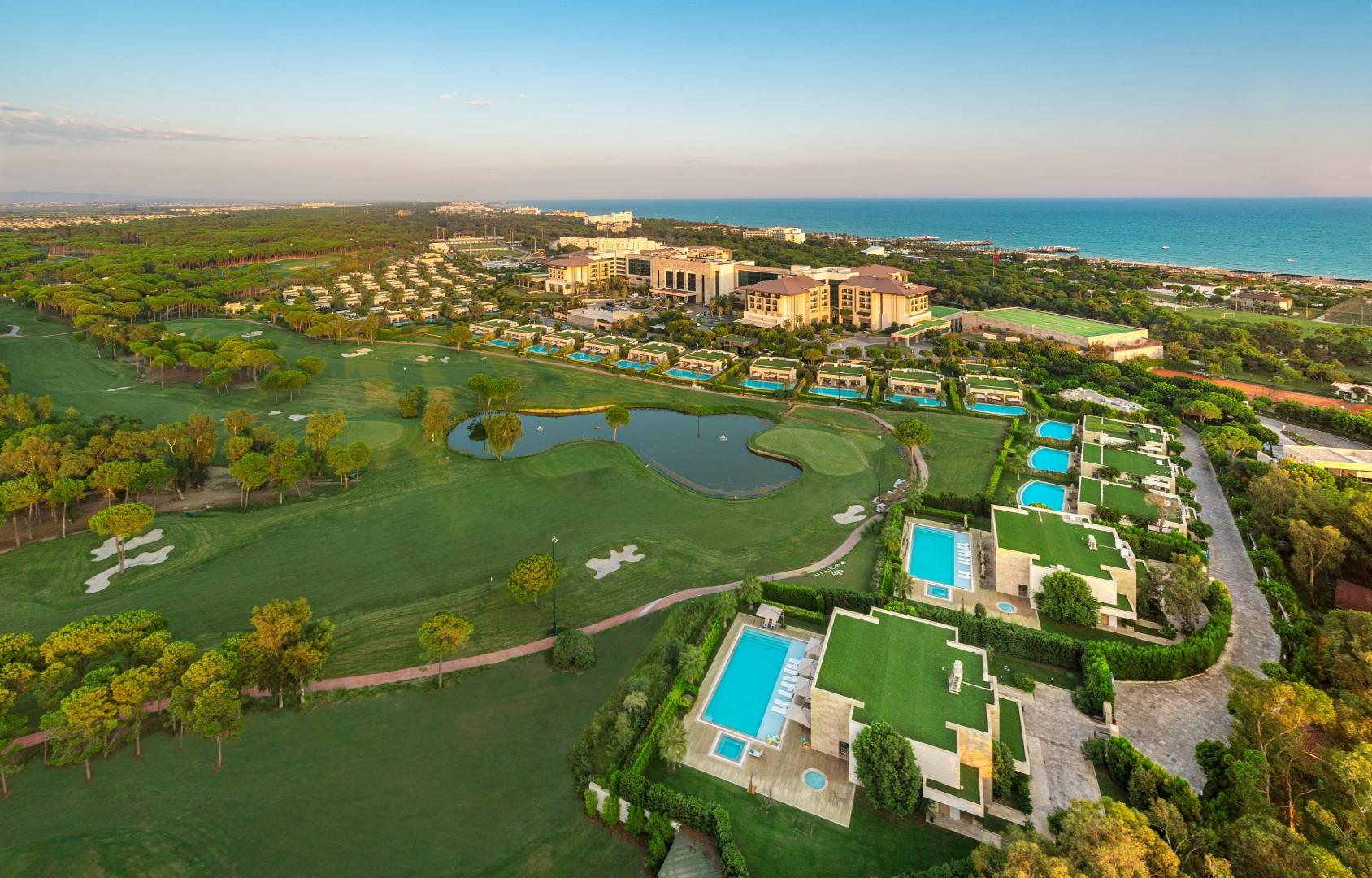 Antalya Belek hotel Regnum Carya Golf Resort
